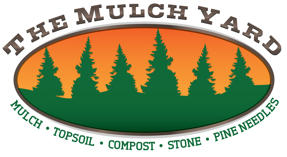 Greensboro mulch and pine straw from the mulch yard for Landscaping rocks greensboro nc